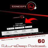 Concept - FutureDeep Vol. 050 with Guest Mel D (19.02.2016)