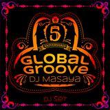 229 Global Groove - ANIVERSARIO 5 AÑOS - Dj Masaya
