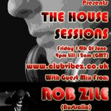 Lex Loofah's HOUSE SESSIONS with Guest Mix from ROB ZILE 14/06/13