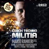 Mario Ranieri @ Touster Club & Lounge Prague Czech Republic 21.12.2012