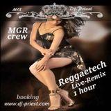 ",,Reggaetech"" live remix"