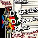 DJ CENTER, DJ SPINNA & ASAD 12/19/15 BROOKLYN