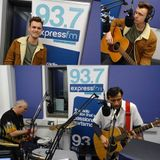 Russell Hill's Country Music Show on Express FM feat. Hungry & The Hunted + Claydon Connor. 26/02/17