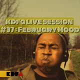 kdfa live session #37 : February Mood