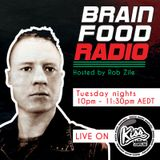 Brain Food Radio hosted by Rob Zile-KissFM-17-03-20-#1 ROB ZILE