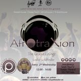 AfrotraXion the Groove Lounge Live on -www.pheverie 10th show 26-09-18