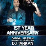 DANIYAL HASSAN LOOPD 023 - Guest DJ TARKAN @ DI.FM November 2017