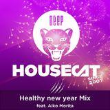 Deep House Cat Show - Healthy new year Mix - feat. Aiko Morita