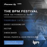 Pioneer DJ Radio at The BPM Festival Live from the Pioneer DJ Suite 14th Jan 2016