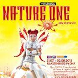 Dj DAG - Live @ Nature One 2015 (Open Air Floor) Full Set