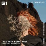 The Synth Hero Show w/ Will Gregory - 6th March 2017