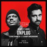 Kerri Chandler b2b Jeremy Underground Ray-Ban x Boiler Room 017 London