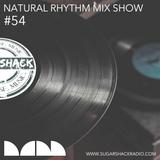 Natural Rhythm Mix Show #54 July 22, 2017