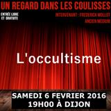 Conférence sur l'occultisme - Audio