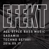 EFEKT  SADAMIX 2014.09.18 TECHNO set 001