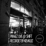 PAN4EZ kievkult live @ SHIFT