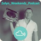 Deeper Weekendz No. 10 mixed by Zolyn