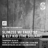 Slimzos Sessions w/ Slimzee, Faultsz & Elf Kid - 2nd April 2015