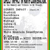 Pt1-DIRECT IMPACT in North Contraction~Tribute to Mr Steady~20th Sep