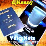 DJ KENNY VOICENOTE DANCEHALL MIX MAY 2016
