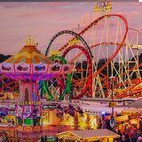 Dj vagepaul -Theme Park - Remix