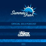 SummerFun Podcast 001 - Alex Guerrero (Caresse Records, Madrid)