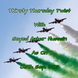 Thirsty Thursday Twist With Sayed Azhur Hussain 05th Sep 2013
