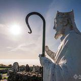Mythical Ireland podcast #4 - the revitalisation of Sheelah, the wife of Saint Patrick