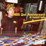 DNBS 2nd Anniversary by Goat the funky