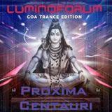 Proxima Centauri @ LUMINOFORUM 2016: Goa Trance Edition (Fabric - Ostrava 26.02.2016)