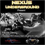 Holly J Nexus Underground 24th Feb 2018 TM Radio