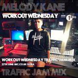 MELODY KANE Traffic Jam live workout mix BBC1Xtra JUne 2018 (radio rip)