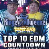 Top 10 EDM Countdown  with Freestyle Chulo and DJ Lexx 2-9-16