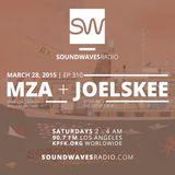 DJ Mza on Sound Waves Radio KPFK 90.7 FM