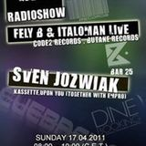 Fely B & Italoman Live Set @Cuebase.Fm (GERMANY)