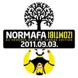 Cadix b2b Nosferato @ Normafa Open Air, Electro stage - 2011.09.03