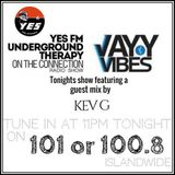 Underground therapy radio show guest mix by - K3V - Episode 031