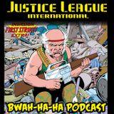 JLI Podcast #22 - Justice League International #22