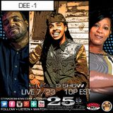 C1 Radio Show #25in25 Week 10 - Dee-1
