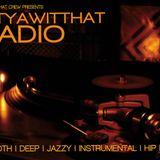 HitYaWitThat-Radio - Special Delivery #1 pt. II - DJ Krush - The Descent - on the wheels DJEEZ