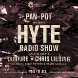 Pan-Pot - Hyte on Ibiza Global Radio Feat. Dubfire B2B Chris Liebing - September 28