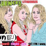 Podcast de l'émission Influences Litigieuses sur la RUN 88.1FM - 24.01.2012