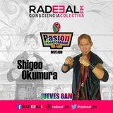 Shigeo Okumura en Pasión Enmascarada