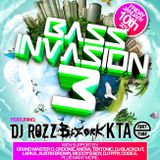 Live! @ Bass Invasion 3 With Tektonic