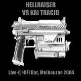 The Black Archive - Kai Tracid & Hellraiser (Live) @ Hi-Fi Bar, Melbourne 2004