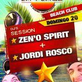 Zen'O Spirit - Live Dj Set @ La Plage Beach Club Empuriabrava - 20-08-2k17