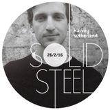 Solid Steel Radio Show 26/2/2016 Hour 1 - Harvey Sutherland