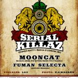 SERIAL KILLAZ / SUBSTATION SESION / SERIAL KILLAZ PARTY 16/12/2011 // GR. SPAIN
