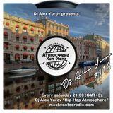 Dj Alex Yurov - Hip-Hop Atmosphere 118