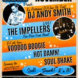HOT DAMN! PRESENTS......VOODOO BOOGIE!